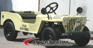 2017 New Mini Jeep Willys for Kids 150cc pictures & photos