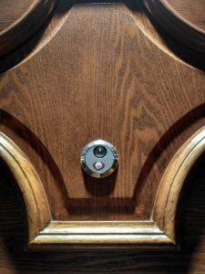Wooden Steel Door Armoured Door pictures & photos