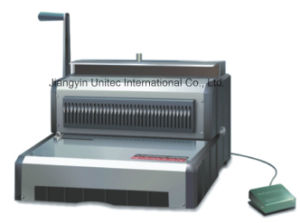 New Design Electrical Office Use Wire Book Binding Machine Wb-2410e