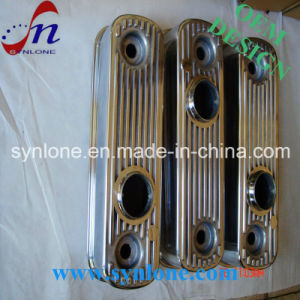 Aluminum Alloy Die Casting Engine Housing pictures & photos