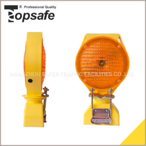6LED Solar Road Construction Warning Light (S-1324A) pictures & photos