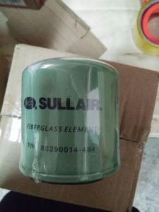 Sullair Oil Filter 88290014-484 Fiber Glass Element Sullair Filter Replacement Parts and Filter pictures & photos