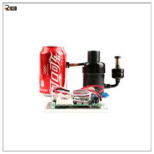 24V Miniature Refrigerator Compressor for Portable Refrigeration System pictures & photos