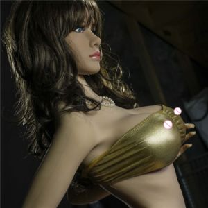 160cm Big Breast Real Silicone TPE Sex Doll Euro Realistic Sexy Love Doll pictures & photos