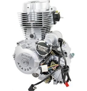 Motorcycle Engine Motor Parts for Cg200 pictures & photos