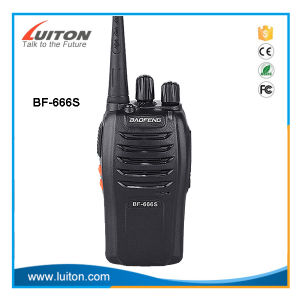 Cheap Ham Radio Bf-666s Encrypted Two Way Radios UHF Transceiver pictures & photos