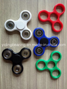 EDC Fidget Spinner ABS Plastic Hand Spinner Toy Large in Stock pictures & photos