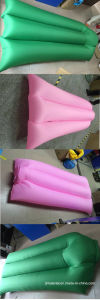 Inflatable Sleeping Air Bag Bed Air Chair Latest Bed Designs Lamzac Rocca Laybag Air Inflatable Sofa Air Bed pictures & photos