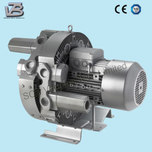 Side Channel Vacuum Blower for Cement Slurry Blow-off System pictures & photos