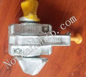 Forged Steel Container Semi Automatic Twist Lock pictures & photos
