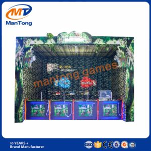 Entertainment Virtual Reality Simulator Cheap Play 4 Hunting Hero Machine Indoor Vr Shooting Game pictures & photos
