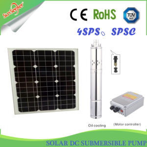 120m Solar Pump with Best Price 3zs2.3/120 and 2m3/H pictures & photos