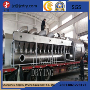 Continuous Horizontal Fluid Bed Drying Machine pictures & photos