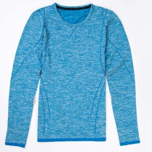 Men′s Long Sleeve Athletic Tee Shirt pictures & photos