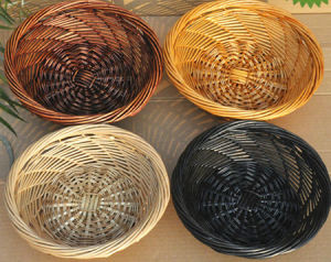 Handmade Wicker Storage Basket with Eco-Friendly (BC-ST1209) pictures & photos