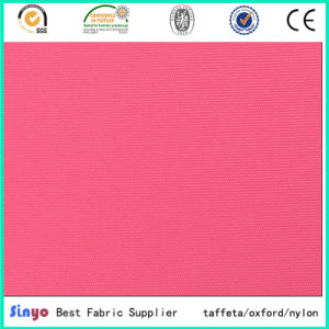 High Quality PU Coating Textile 1000d Nylon Fabric with Water Repellent pictures & photos
