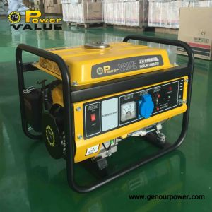1kw Single Phase AC Gasoline Generator 220V with Reliable Quality pictures & photos