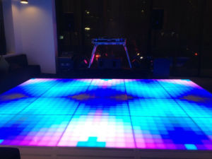 RGB Dance Floor LED Lights Decoration for DJ Party Wedding pictures & photos