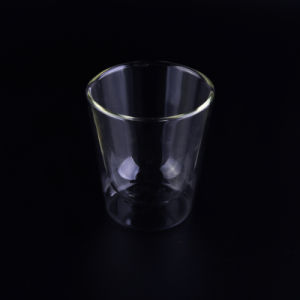 Wholesale Borosilicate Double Wall Water Glass Coffee Cups pictures & photos