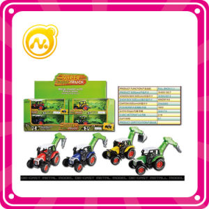 2017 New Product Alloy Farmer Car Super Farm Truck Toy pictures & photos