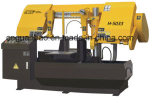 High Pricision Band Saw Machine H-5033 pictures & photos
