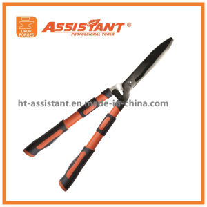 Telescopic Garden Shears for Hedge Trimming with Wavy Replaceable Blade pictures & photos