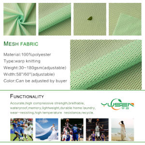 Quality Guarantee Crusher Screen Polyester 3*3 Mesh Fabric pictures & photos