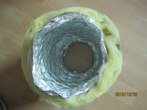 Insulated Flexible Aluminum Duct pictures & photos