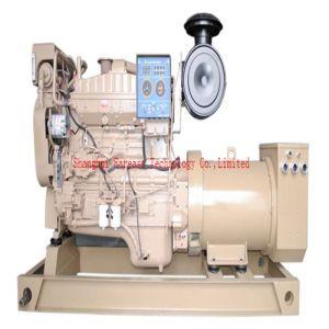 Cummins 18.75kVA, 25kVA, 30kVA, 37.5kVA, 50kVA, 62.5kVA, 80kVA, 93.5kVA Diesel Power Genset/Generator Set pictures & photos