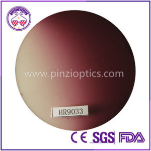 Cr39 Tinted Lenses with Gradient Color pictures & photos