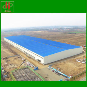 Customized Prefabricated Industrial Steel Storage Shed Warehouse pictures & photos