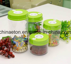 2016 Hot-Selling Plastic Food Vacuum Tank, Food Vacuum Canister (ET-2700) pictures & photos