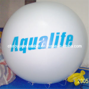 Red 4m Inflatable Advertising Helium Balloon for Outdoor Event pictures & photos