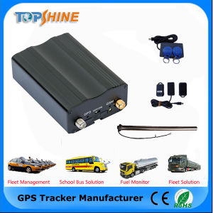 Unique Newest Solution Micro GPS Transmitter Tracker with Smart Phone Reader Can Automatic Cut Engine off pictures & photos