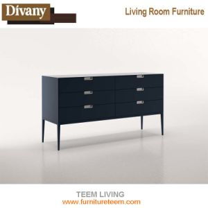 Hot Selling Cheap with Great Price Livingroom Corner Cabinets pictures & photos
