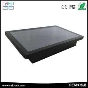 "OEM/ODM 17"" Waterproof Touchscreen Fanless Industrial Panel PC pictures & photos"