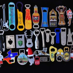 Wholesale Hot Custom Blank Metal Key Chain Bottle Openers pictures & photos