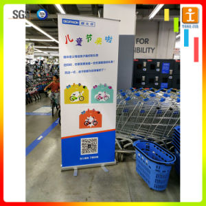 Trade Show Advertising Display Rollup Banner Stand pictures & photos