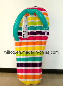 Inflatable Rainbow Slipper Float (PM042) pictures & photos