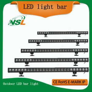260W LED Outdoor Flood Light Crees LED Brightest Single Row LED Flood Light LED Light Bar LED Bar Light Made in China pictures & photos