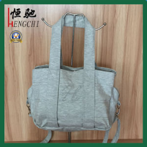 High Quality Tc Fabric Women Tote Bag for Outdoor Use pictures & photos