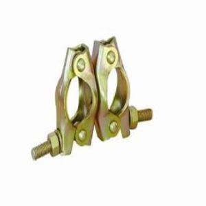 Scaffolding Pressed Swivel Coupler/Clamp British Style pictures & photos