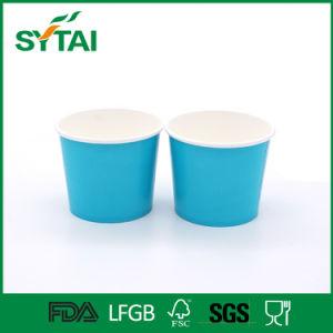 Custom Printed Design PE Coated Ice Cream Paper Cups pictures & photos