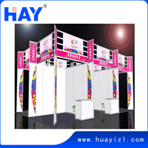 Modern Standard Exhibition Booth Customzied Design
