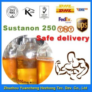 Injectable Anabolic Steroids Testosteron Blend Sustanon 250 for Growth pictures & photos