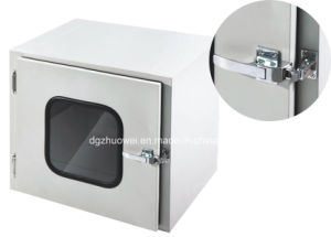 High Quality and Low Price Laboratory Clean Transfer Window/ Transfer Box/ Pass Box pictures & photos