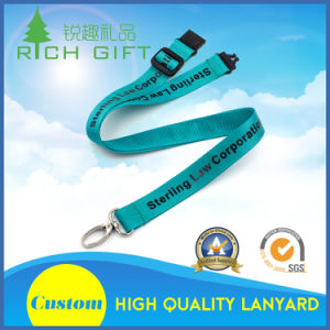Sales Various Cheap Fine Gift Lanyard for Promotion Activity pictures & photos