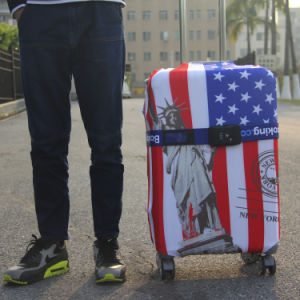 Beautiful for 18 to 32 Inch Custom Elastic Luggage Cover for Travel pictures & photos