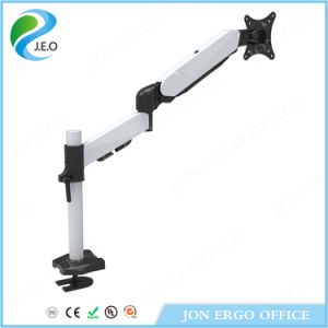 Jeo 180 Degree Swivel Hot Sale Factory Price Height Adjustable Ds312g Desk Clamp Monitor Riser pictures & photos