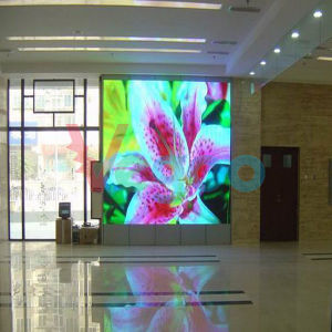 Vg P7.62 Indoor Full Color LED Display Perfect Vision Effect pictures & photos